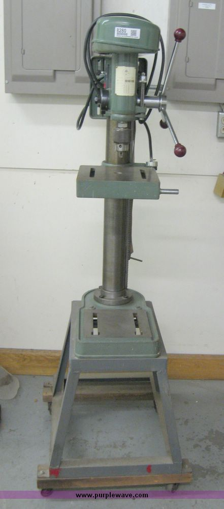 Jet 13-R bench type drill press on stand | Item 8280 | SOLD!
