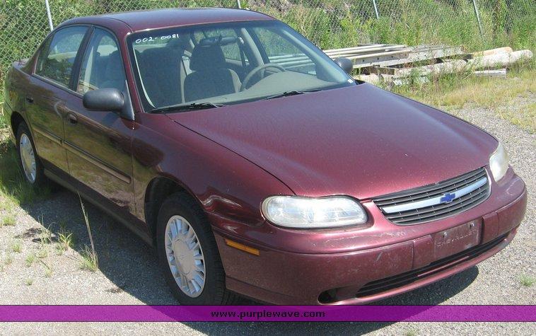 2001 chevrolet malibu in topeka ks item 8513 sold purple wave 2001 chevrolet malibu in topeka ks