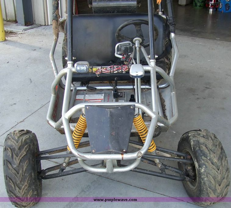 Helix 150cc dune buggy | Item 6016 | SOLD! October 6 Governm