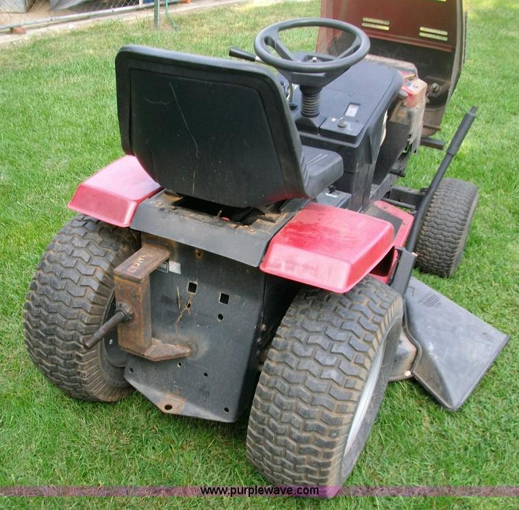 Murray GT lawn mower | Item 1503 | SOLD! October 14 Midwest
