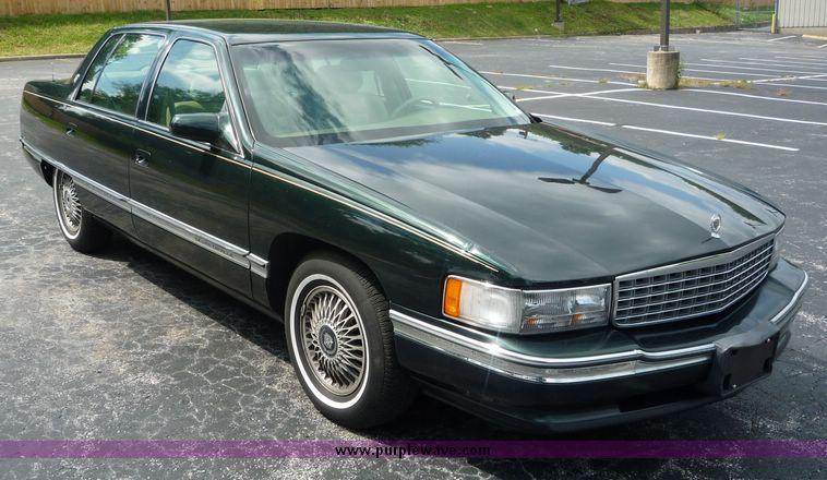 1994 Cadillac Sedan Deville | Item 4090 | SOLD! October 14 M...