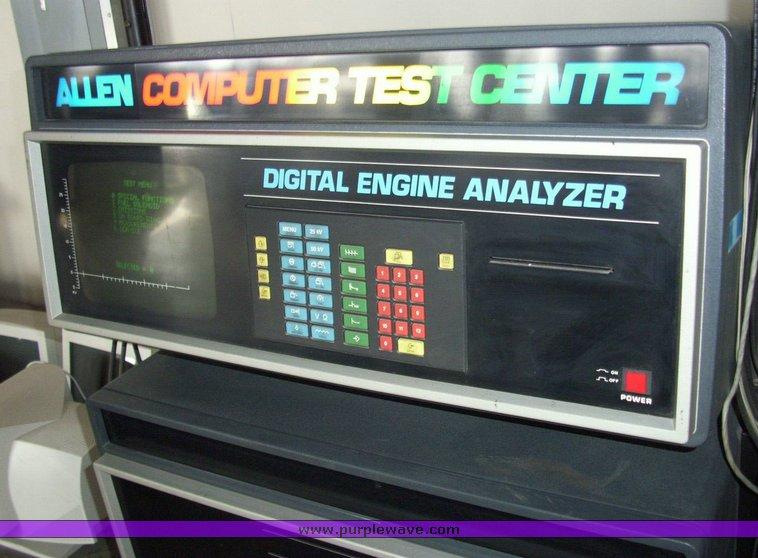 Allen Computer Test Center Manual