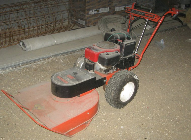 DR All-Terrain field and brush mower | Item 6663 | SOLD! Dec
