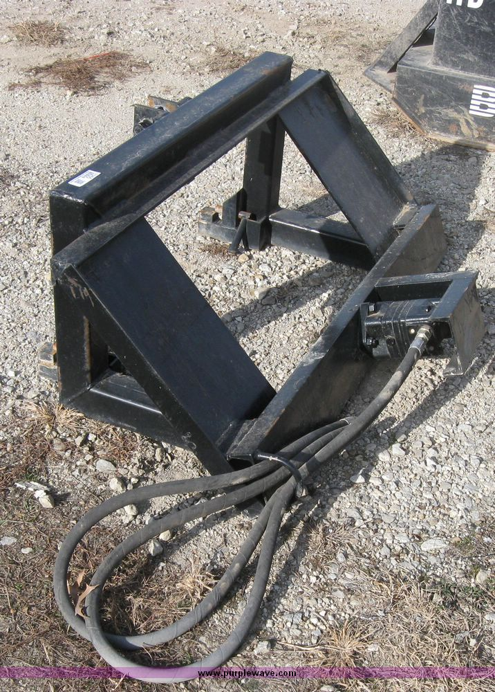 Skid steer PTO converter attachment | Item 3255 | SOLD! Janu