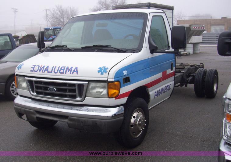 2003 e450