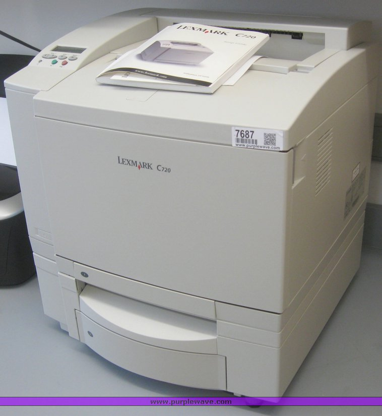 LEXMARK C720 PRINT DRIVERS FOR WINDOWS DOWNLOAD