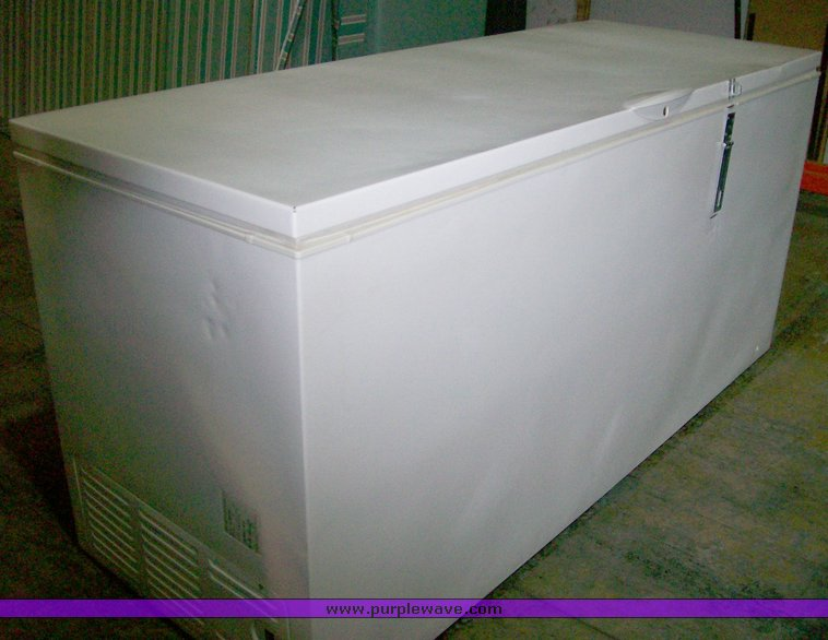 image for item frigidaire electrolux chest freezer