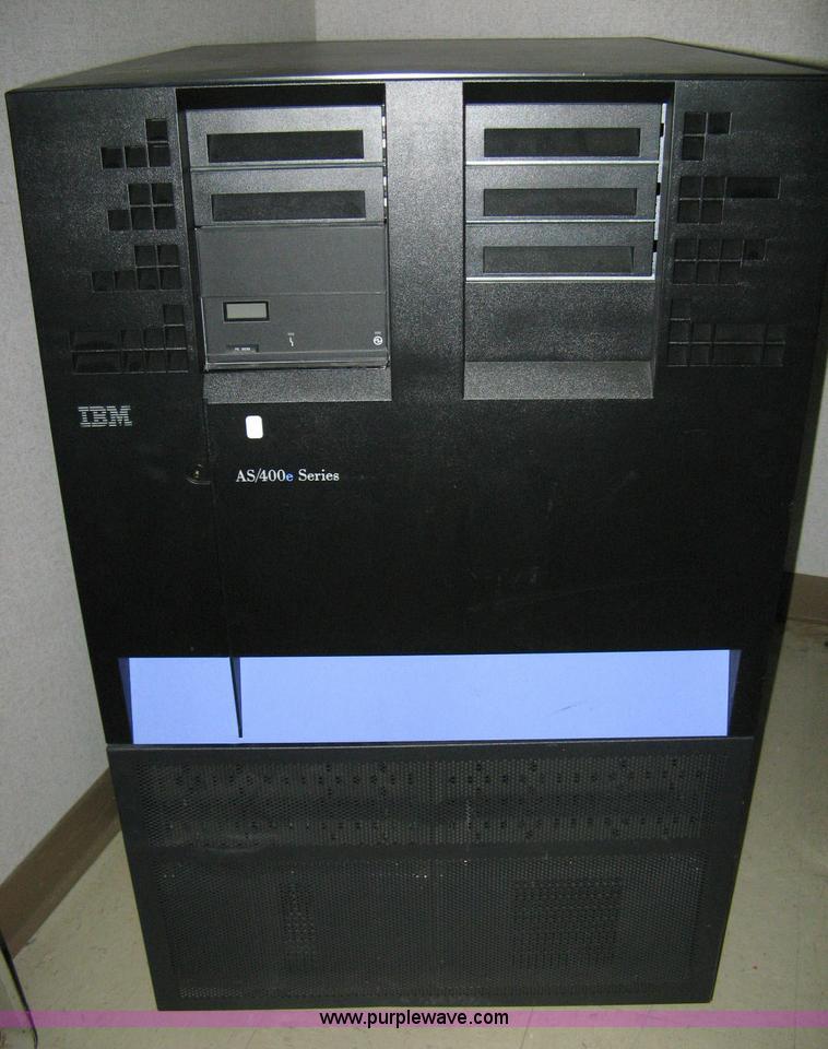 IBM AS/400 E-series server | Item 3318 | SOLD! April 13 Gove...