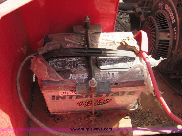1998 Koyker Raptor utility vehicle   Item 3578   SOLD! Tuesd