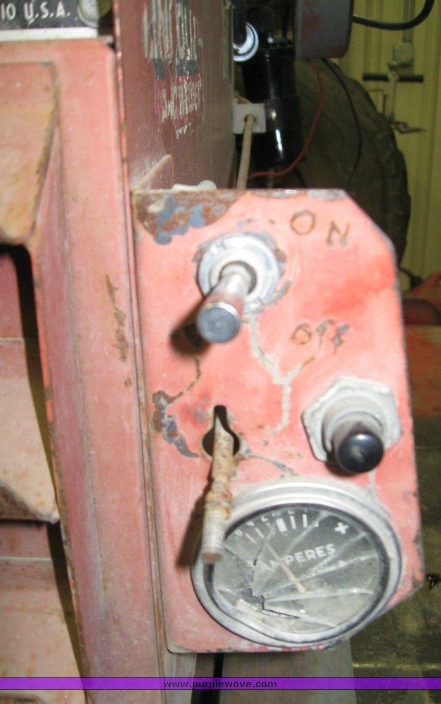 Lincoln Welders For Sale >> Lincoln Weldanpower 150 welder generator | Item 5600 | 4 ...
