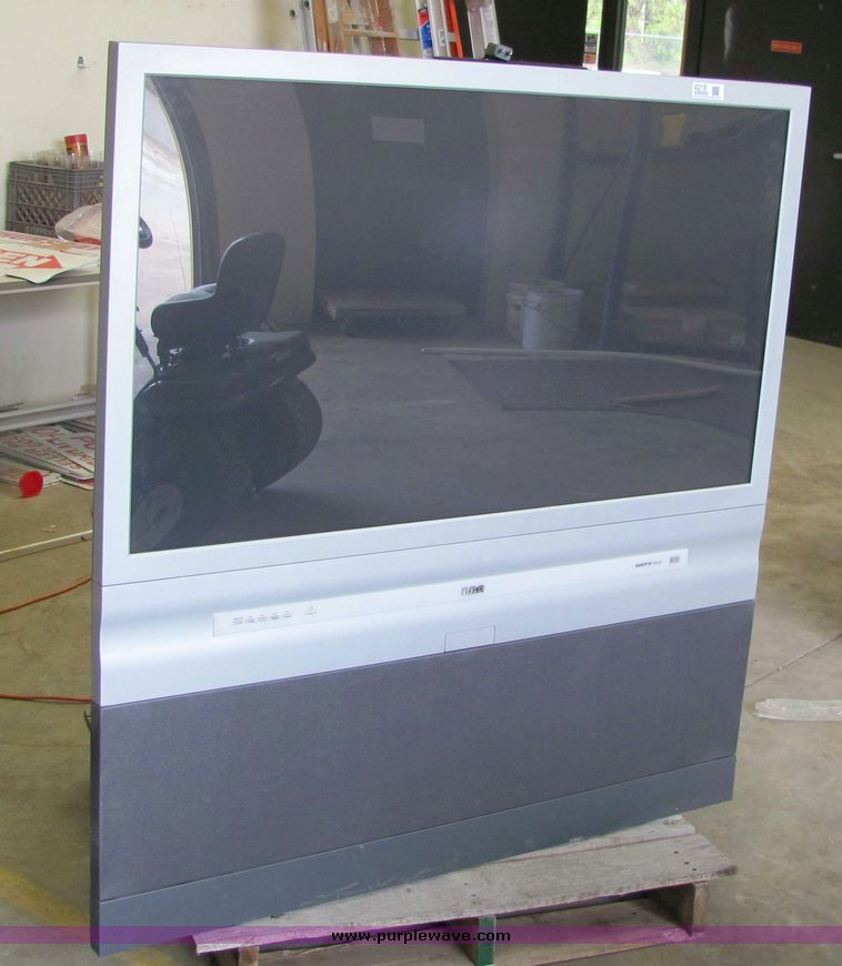 rca 52 tv item 4218 sold may 12 government surplu rh purplewave com RCA Surround Sound Manual RCA Surround Sound Manual