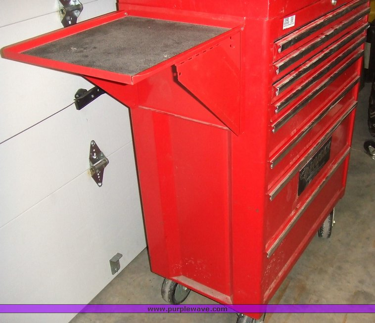 image for item husky roll away tool chest