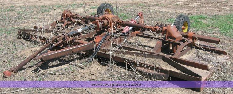Bushhog 160 Shredder Mower Item 6528 Sold June 2