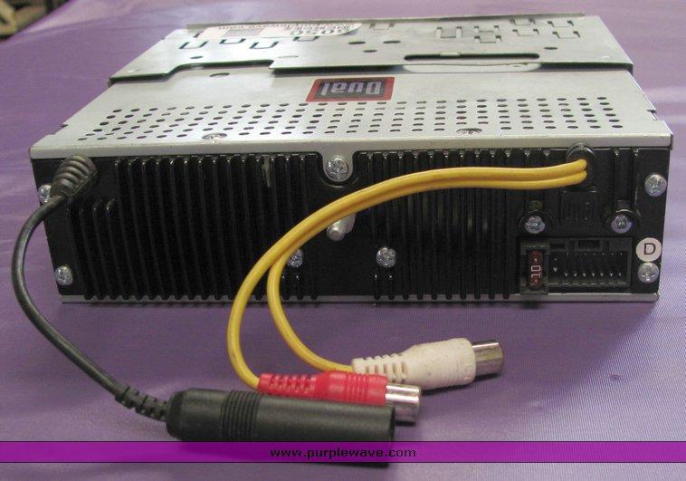 Dual XD7500 CD car radio   Item 6050   SOLD! June 8 Governme...