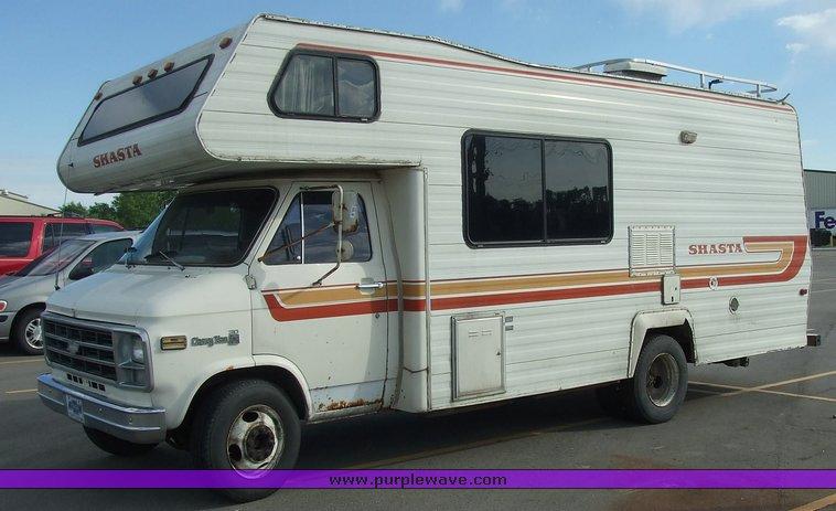 2130 Image For Item 1979 Shasta Camper