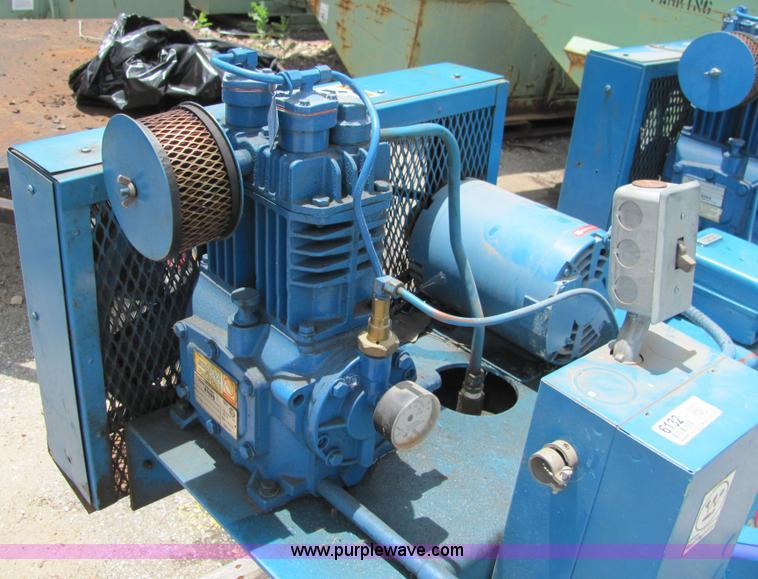 Quincy 210 Air Compressor The Garage Journal Board