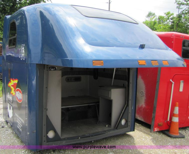 Mack Semi Stand Up Sleeper Cab Item 3508 Sold July 29