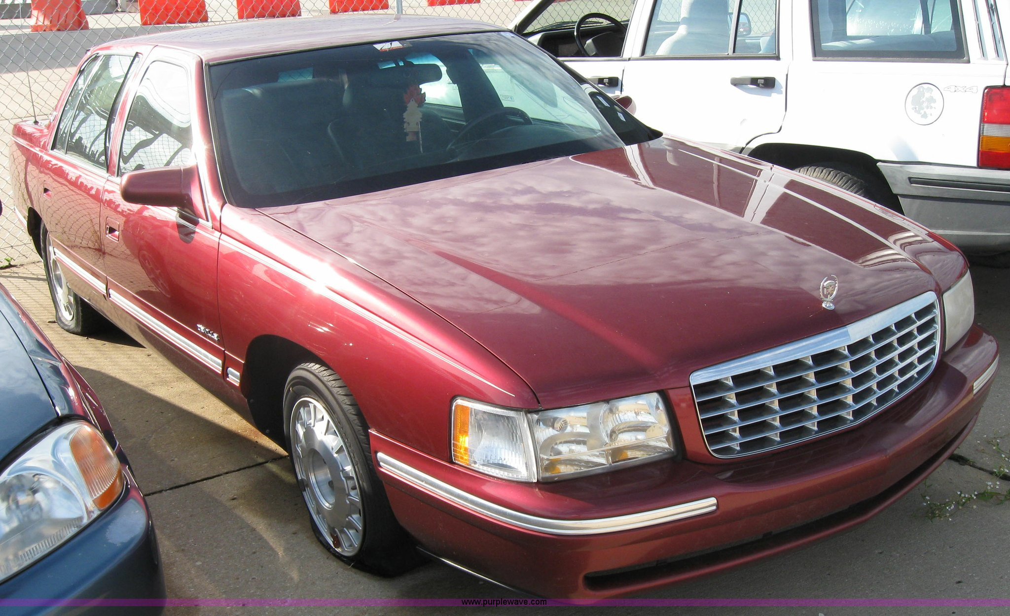 1998 Cadillac Deville Seville Fuse Box Location Item 2210 Sold August 11 Ft Rile Rh Purplewave Com F