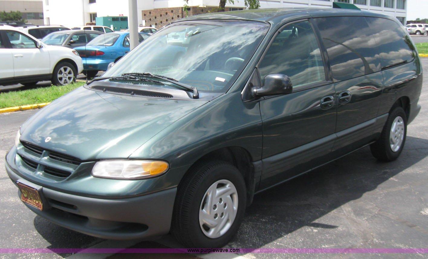 2244 image for item 2244 2000 Dodge Grand Caravan ...