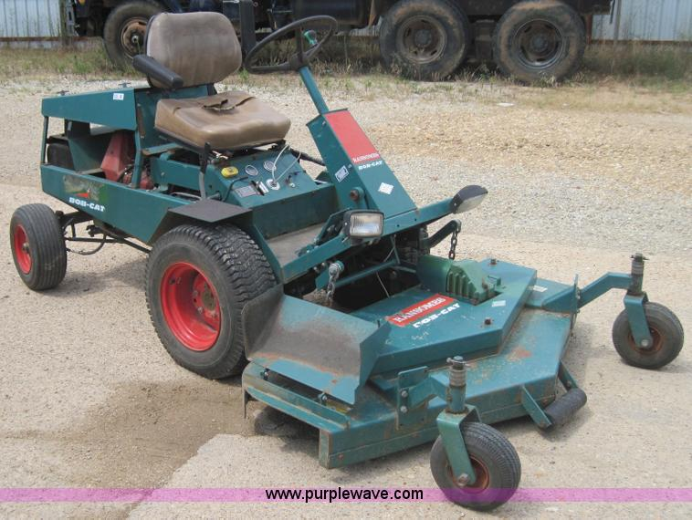Ransomes mower manual