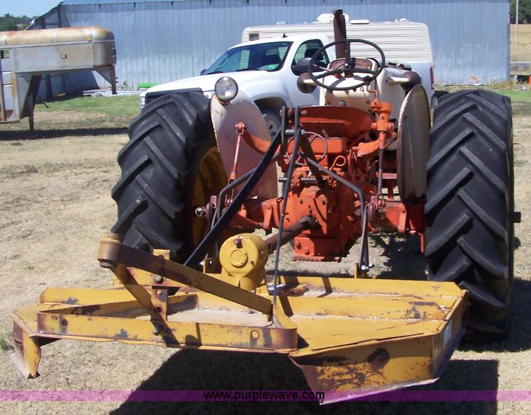 311 case tractor