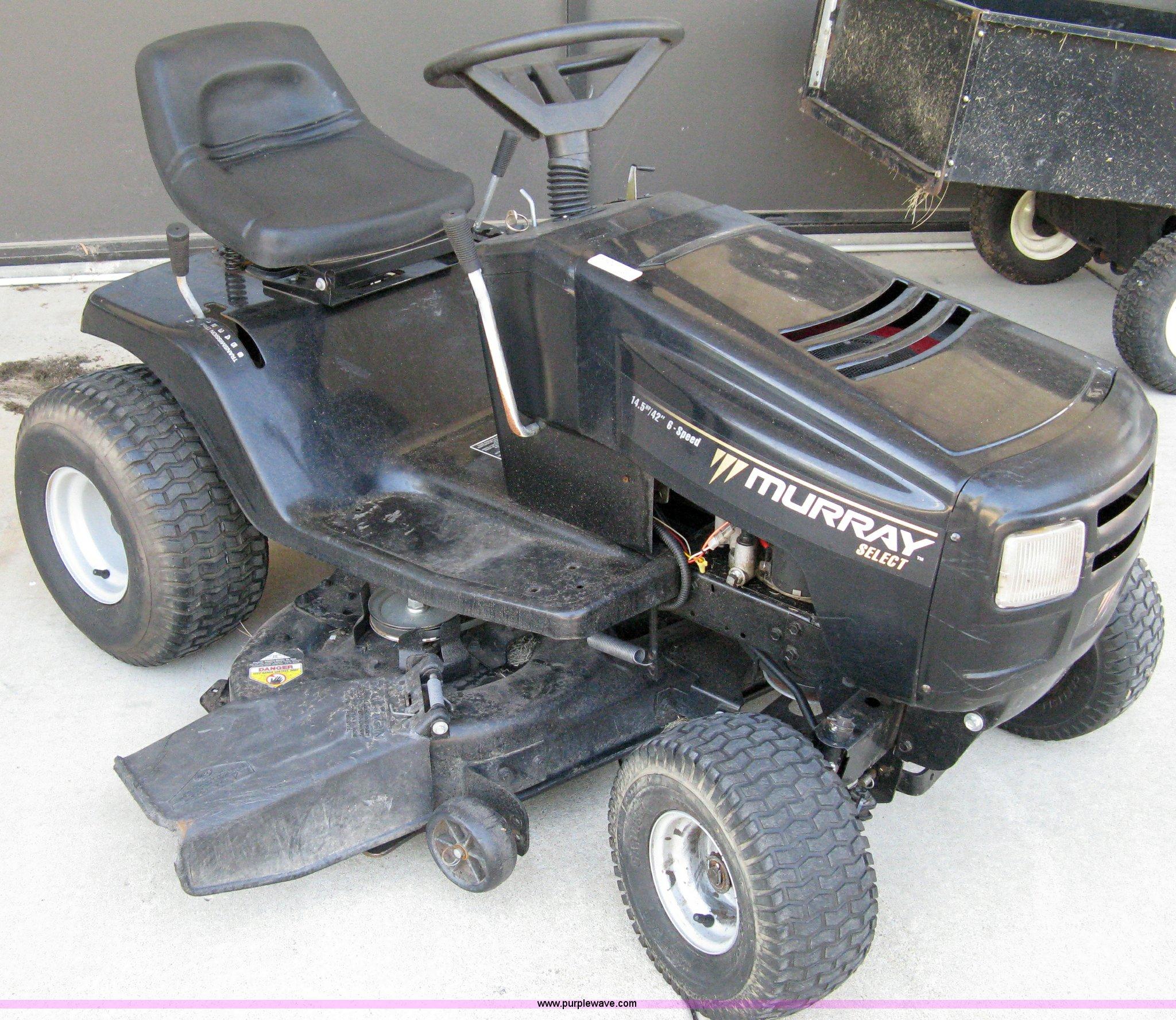 Murray Select Riding Mower Wiring Diagram And Ebooks Mercedes Benz 1637400293 Actuator Item 5102 Sold September 8 M Rh Purplewave Com