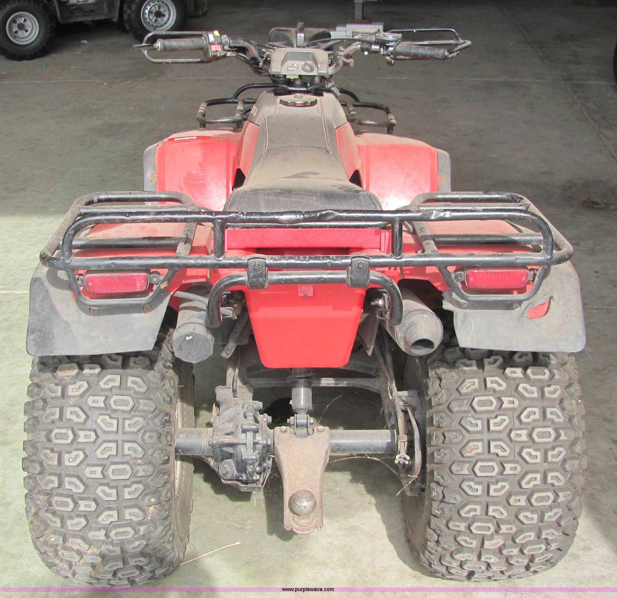 1987 Honda TRX250 ATV Full Size In New Window