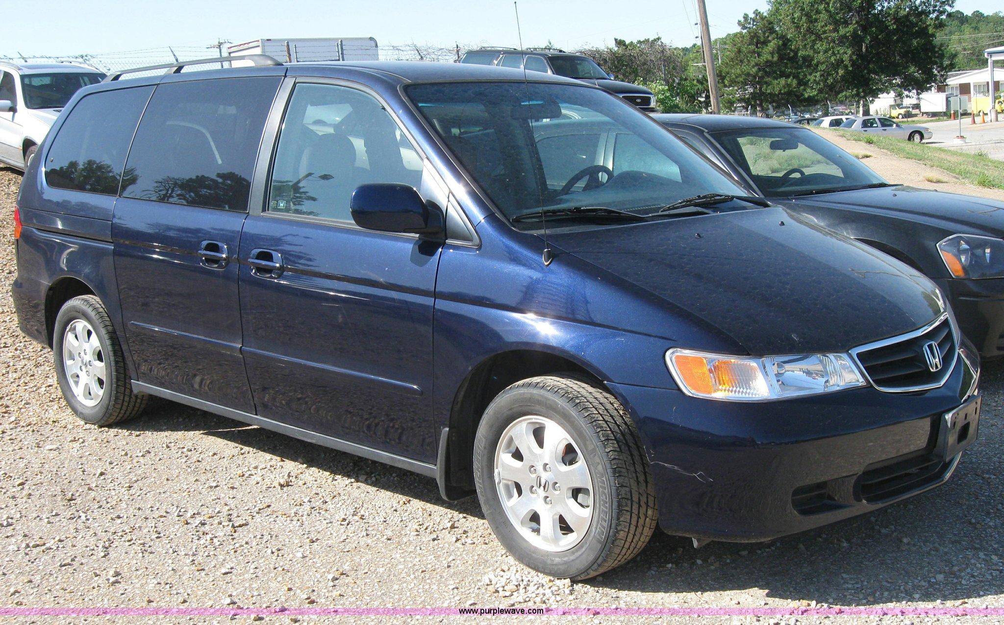 2003 Honda Odyssey Parts Tcc Wiring Diagram Ex Non Repairable Certificate 2048x1276