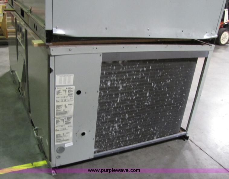 1999 Trane Voyager cooling and heating unit | Item 5071 | SO