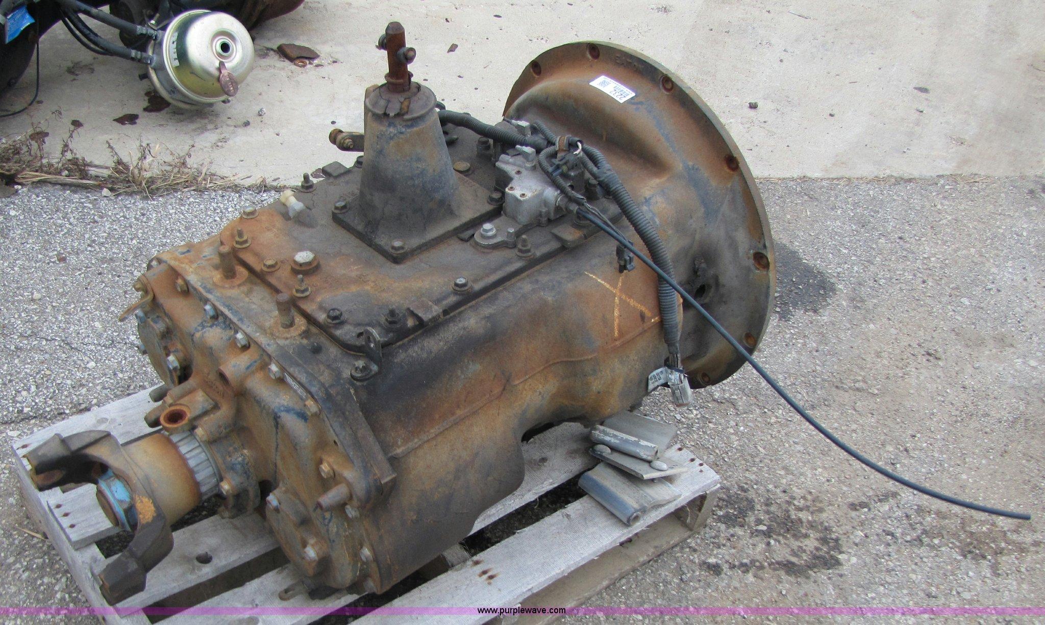 Eaton Fuller Road Ranger 10 speed transmission   Item 2232  