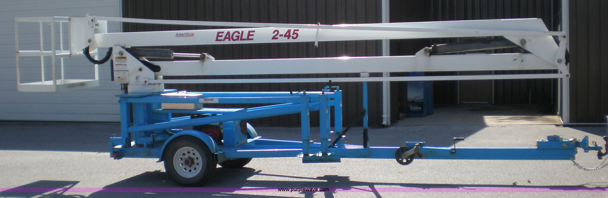 Eagle 2 45 Lift Wiring Diagram Detailed Schematics Tommy Gate Diagrams 1997 Ameriquip Boom Item 1460 Sold Octo 2007 Gmc