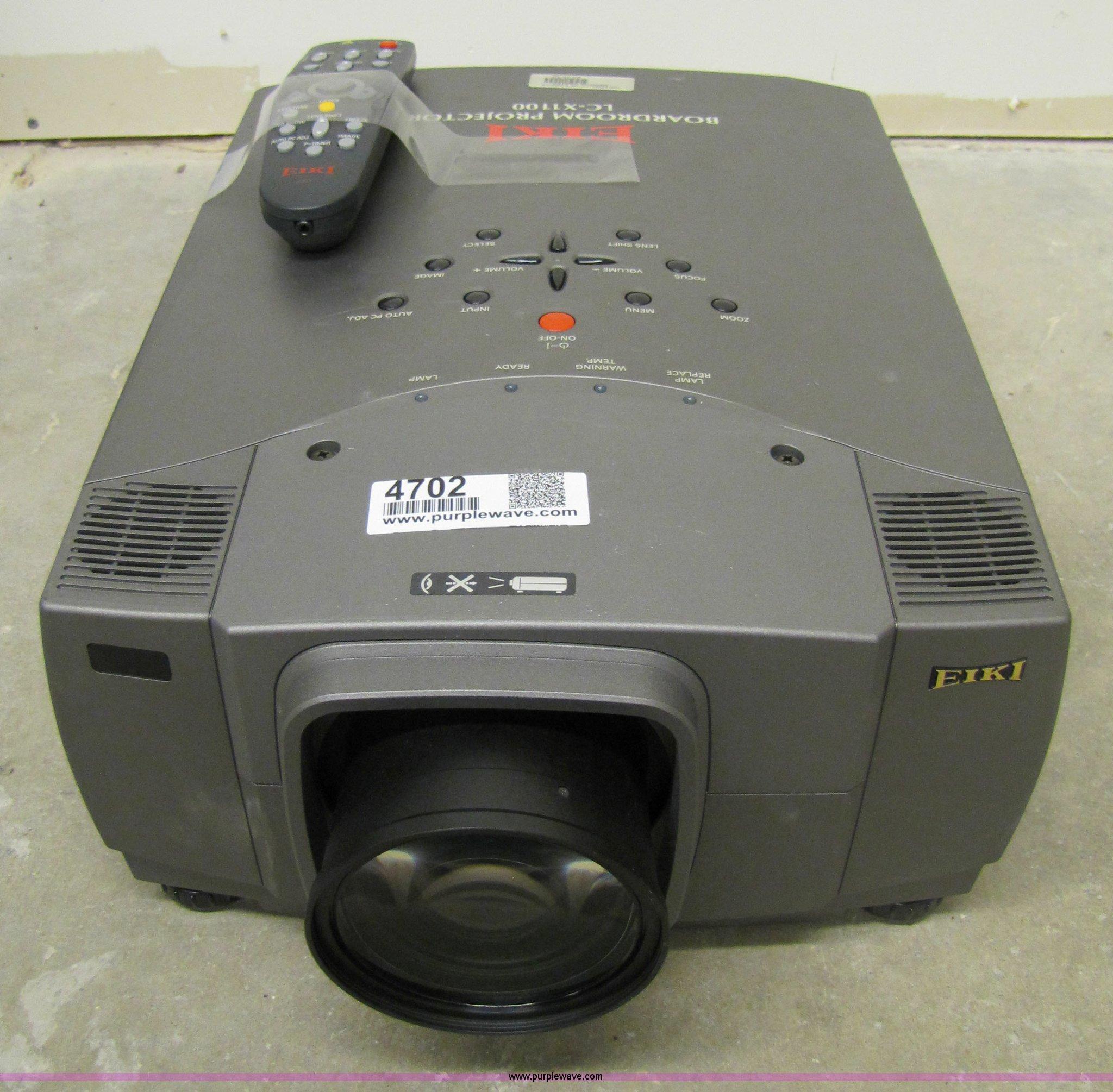 EIKI LC-X1100 WINDOWS 10 DOWNLOAD DRIVER
