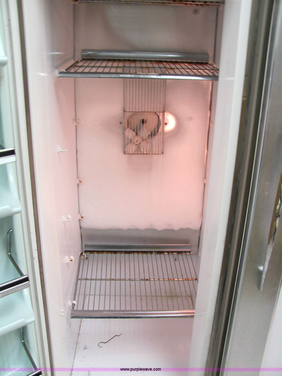 Trucks For Sale Wichita Ks >> Kelvinator Foodarama refrigerator/freezer in Wichita, KS | Item 6934 sold | Purple Wave