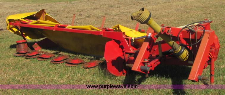 Lely Optimo 280 Disc Mower Item 6597 SOLD October 20 We