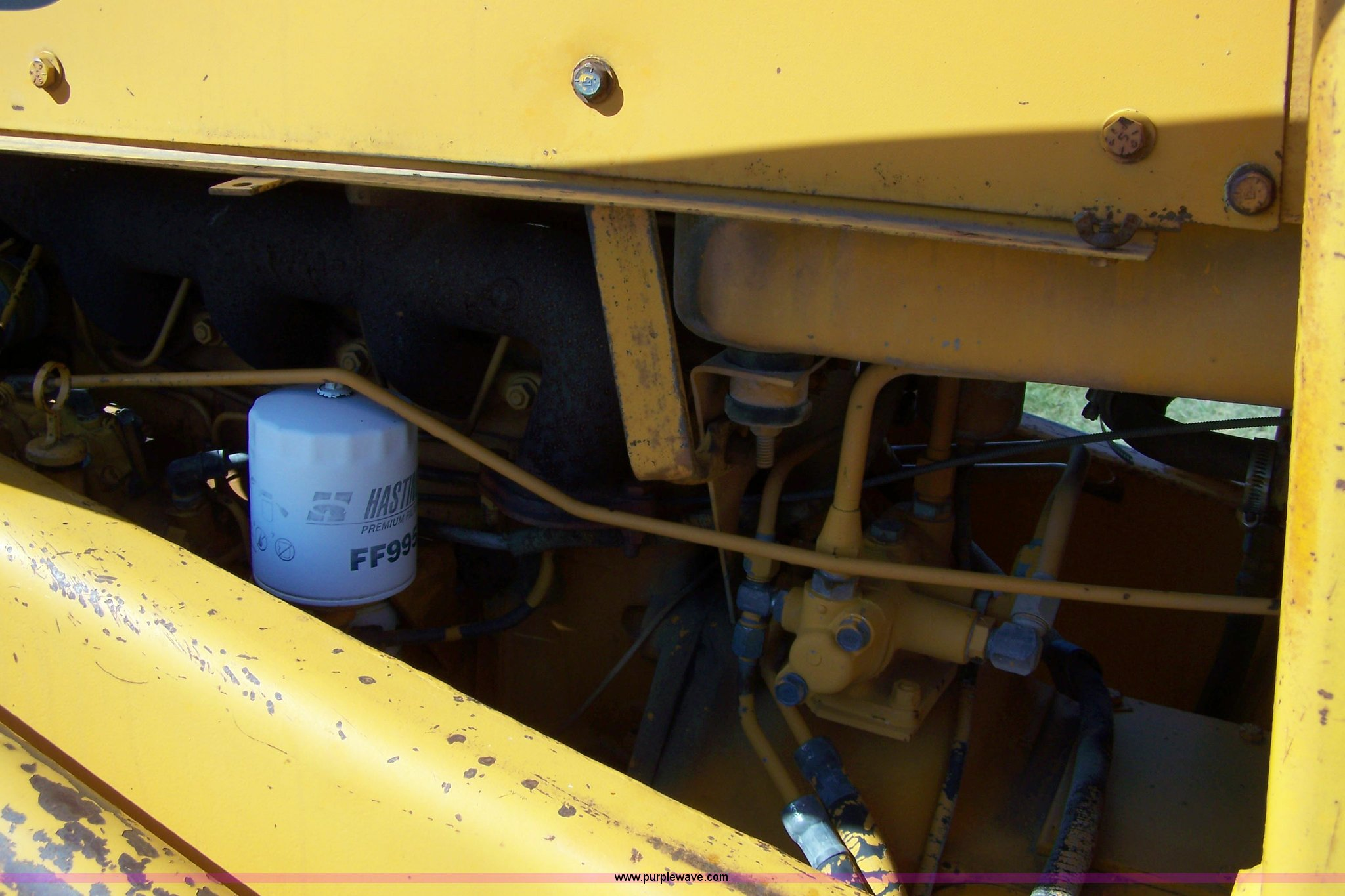 1974 case 480b construction king backhoe item 7370 for New construction windows for sale