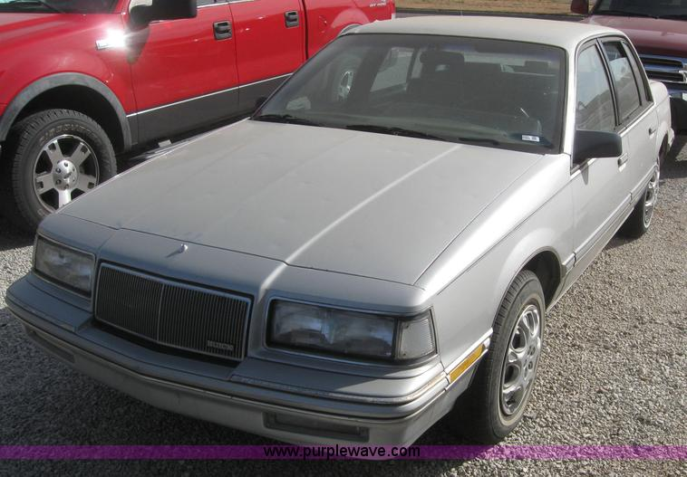 1991 Buick Skylark Custom