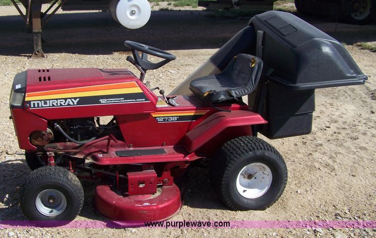 Murray Garden Tractor : Murray lawn and garden tractors fasci