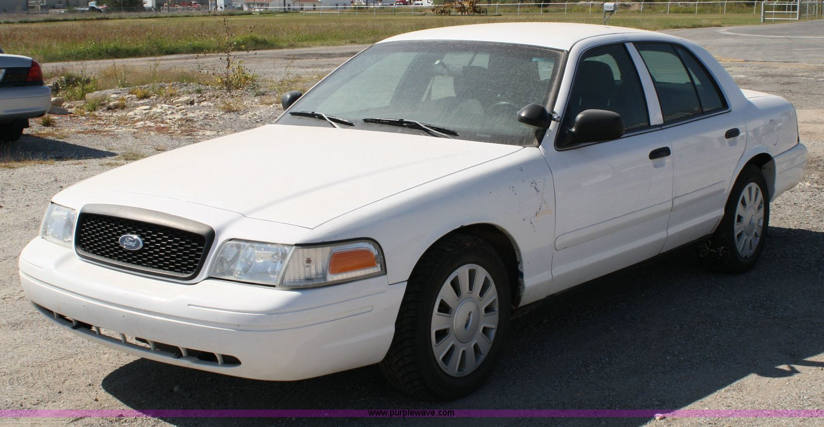 2006 Ford Crown Victoria Police Interceptor | Item 6408 | SO...