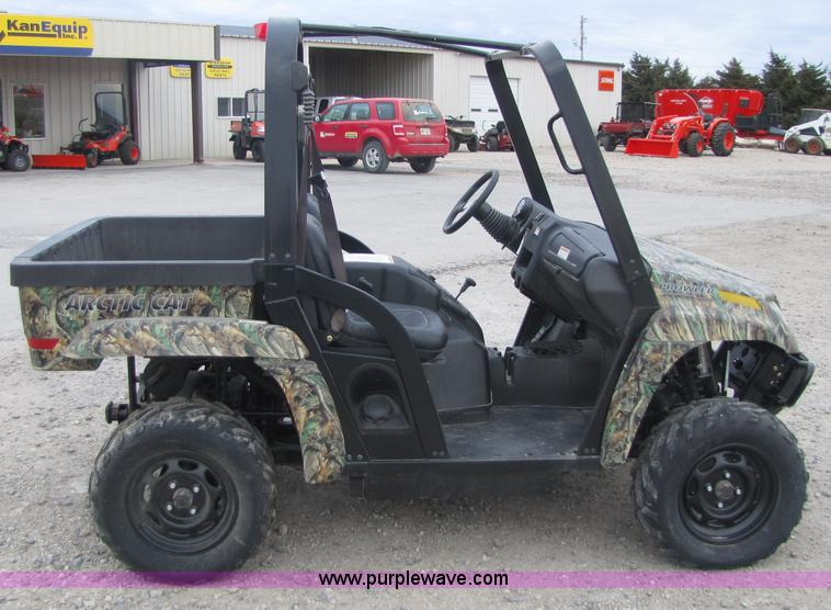 2010 Arctic Cat Prowler XTX 700 ATV | Item 5134 | SOLD! Dece
