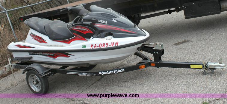 2003 Yamaha Wave Runner XLT 1200 jet ski | Item 6533 | SOLD!