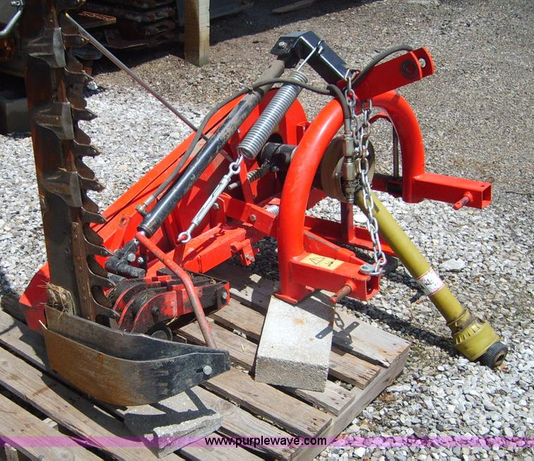 Enorossi BF210 sickle mower in Higginsville, MO | Item ...