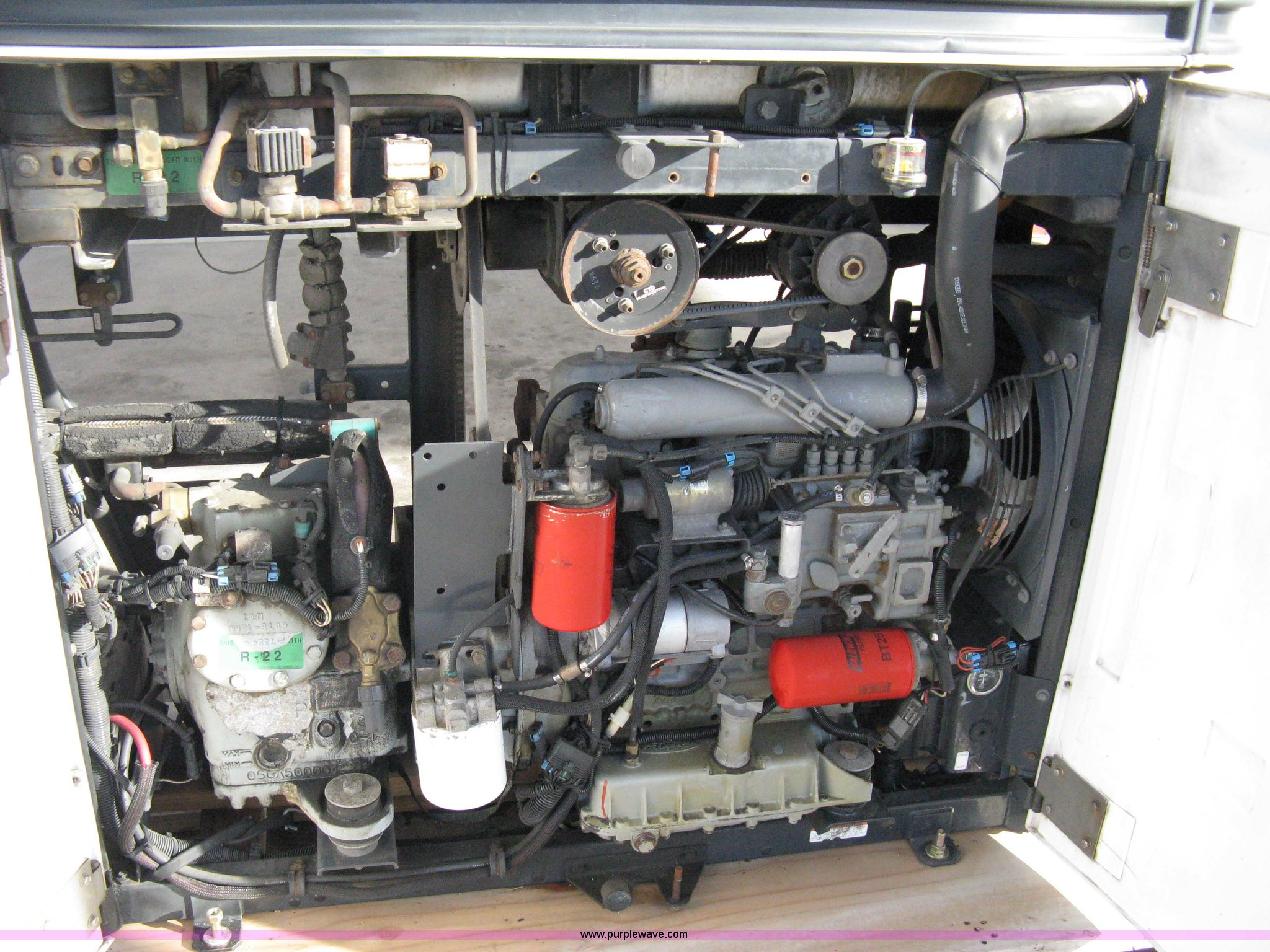 ... Carrier Phoenix Ultra Ultima 53 R22 refrigeration unit Full size in new  window ...