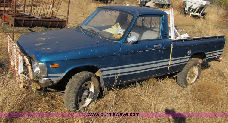 1979 Chevrolet Luv Pickup Truck For Sale In Texas