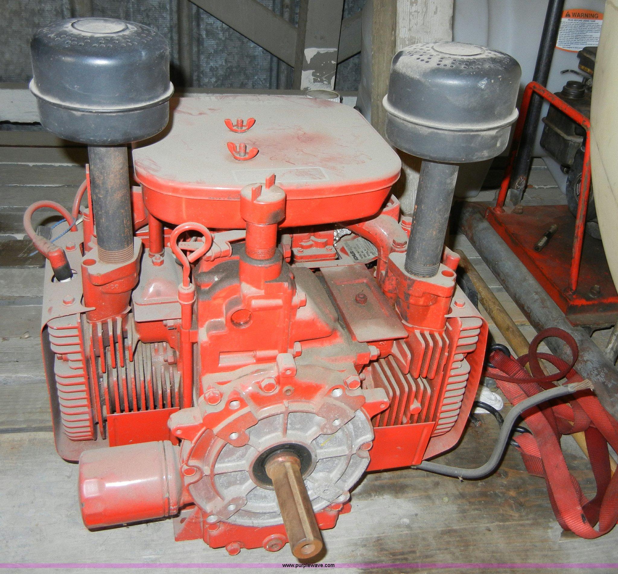 Wiring Diagram For A 18 Hp Magnum Kohler Including 25 Hp Kohler Engine