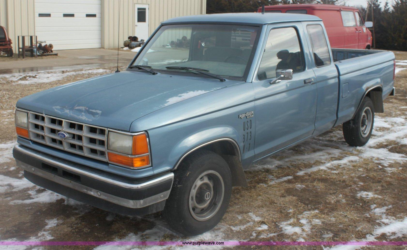 6271 image for item 6271 1990 ford ranger