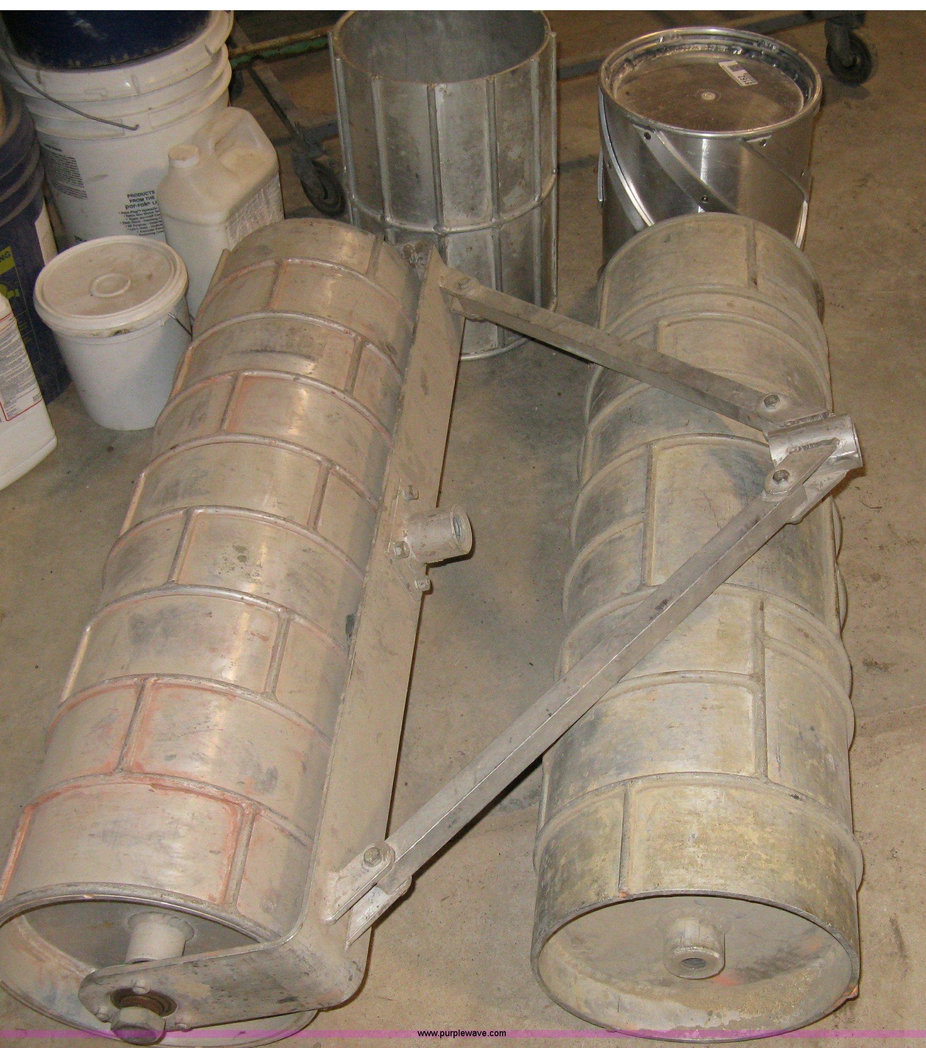 Trucks For Sale Wichita Ks >> Aluminum concrete stamping tool in Wichita, KS | Item 8162 sold | Purple Wave
