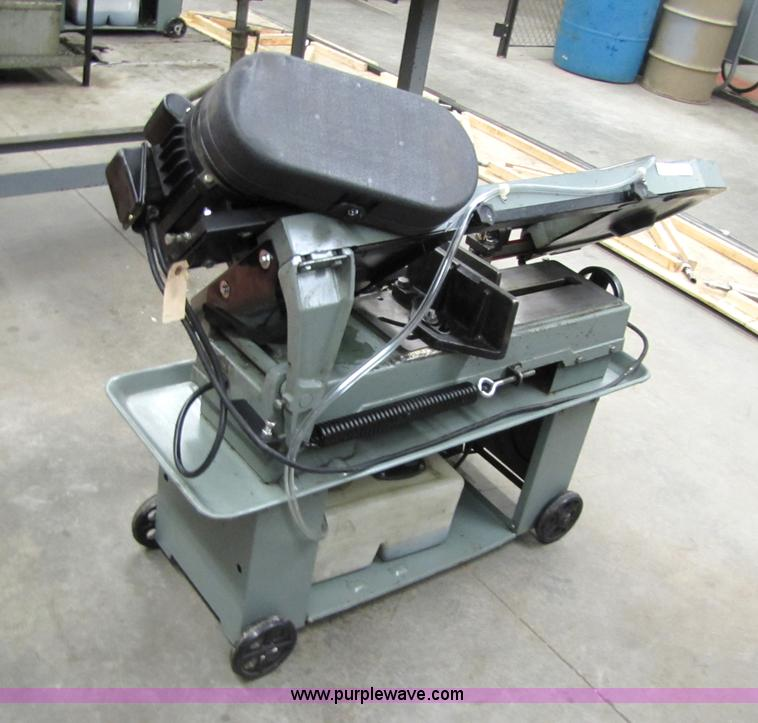Enco metal cutting band saw   Item 1507   SOLD! March 8 Gove