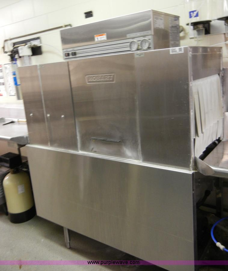 Hobart dishwasher with counters | Item 2241 | SOLD! March 8