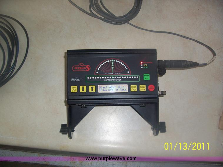 Outback s gps lightbar system with owners manual item 3434 3434 image for item 3434 outback s gps lightbar system with owners manual aloadofball Images