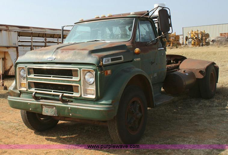 Used 1969 Chevy Truck For Sale